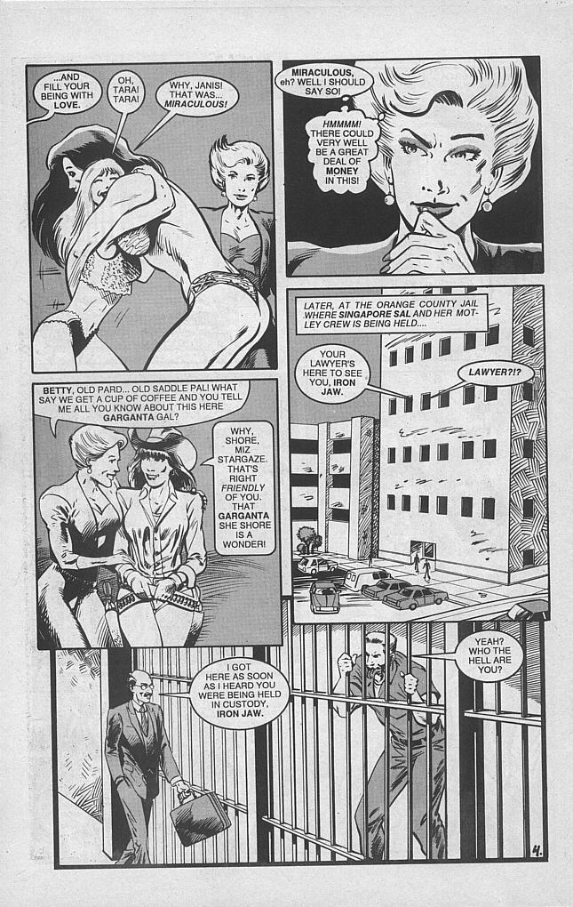 Femforce Issue #46 #46 - English 35