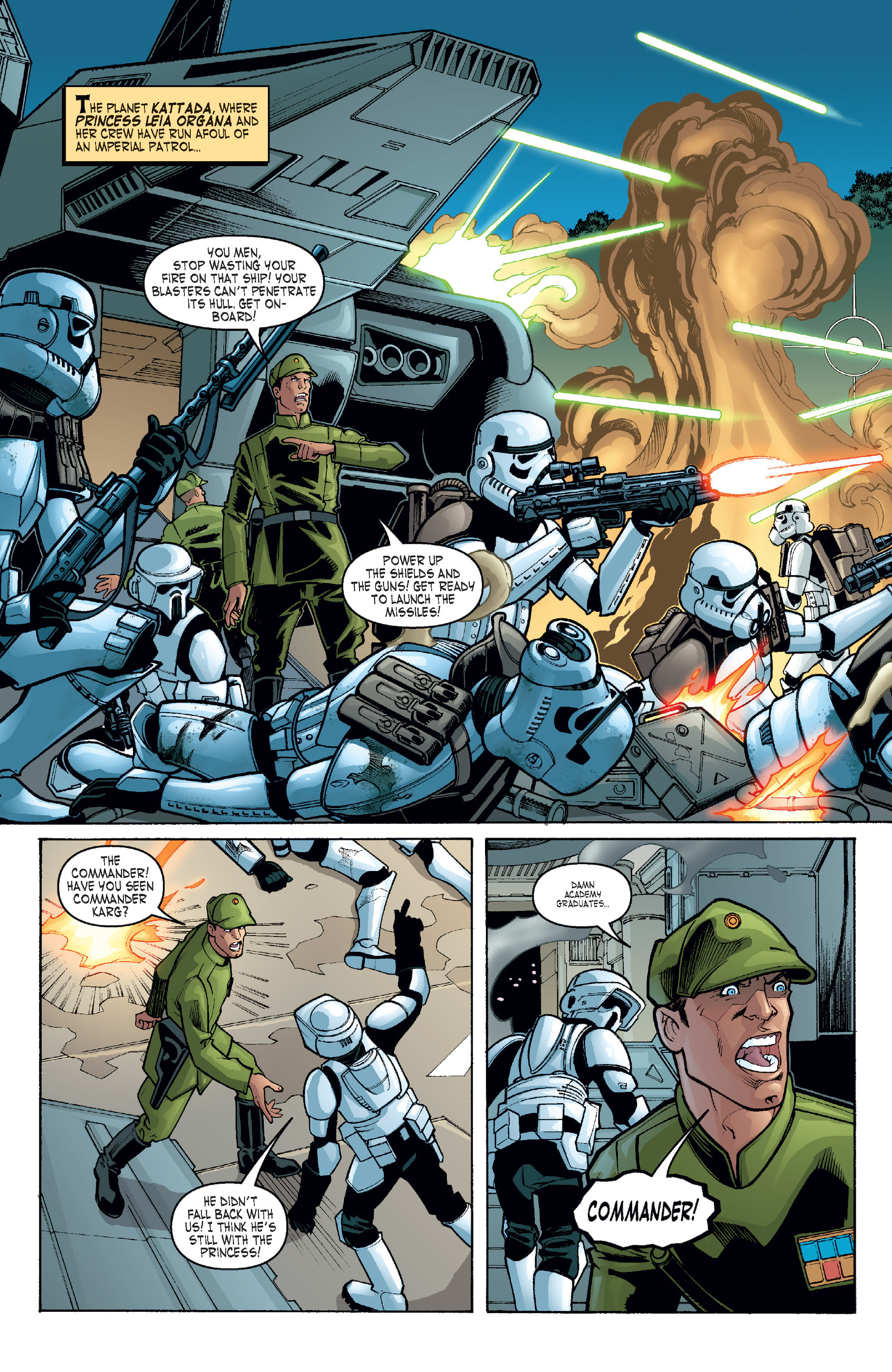 Read online Star Wars Omnibus comic -  Issue # Vol. 17 - 121