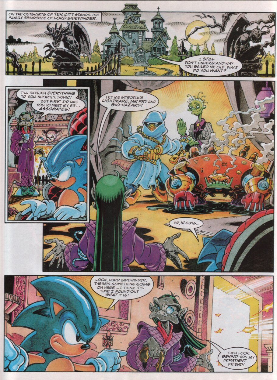 Read online Sonic the Comic comic -  Issue #85 - 5