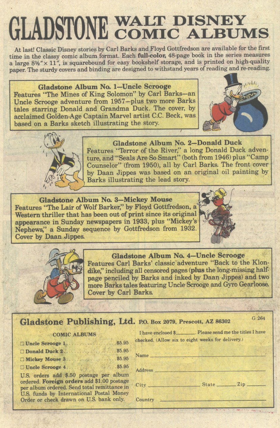 Read online Uncle Scrooge (1953) comic -  Issue #225 - 27