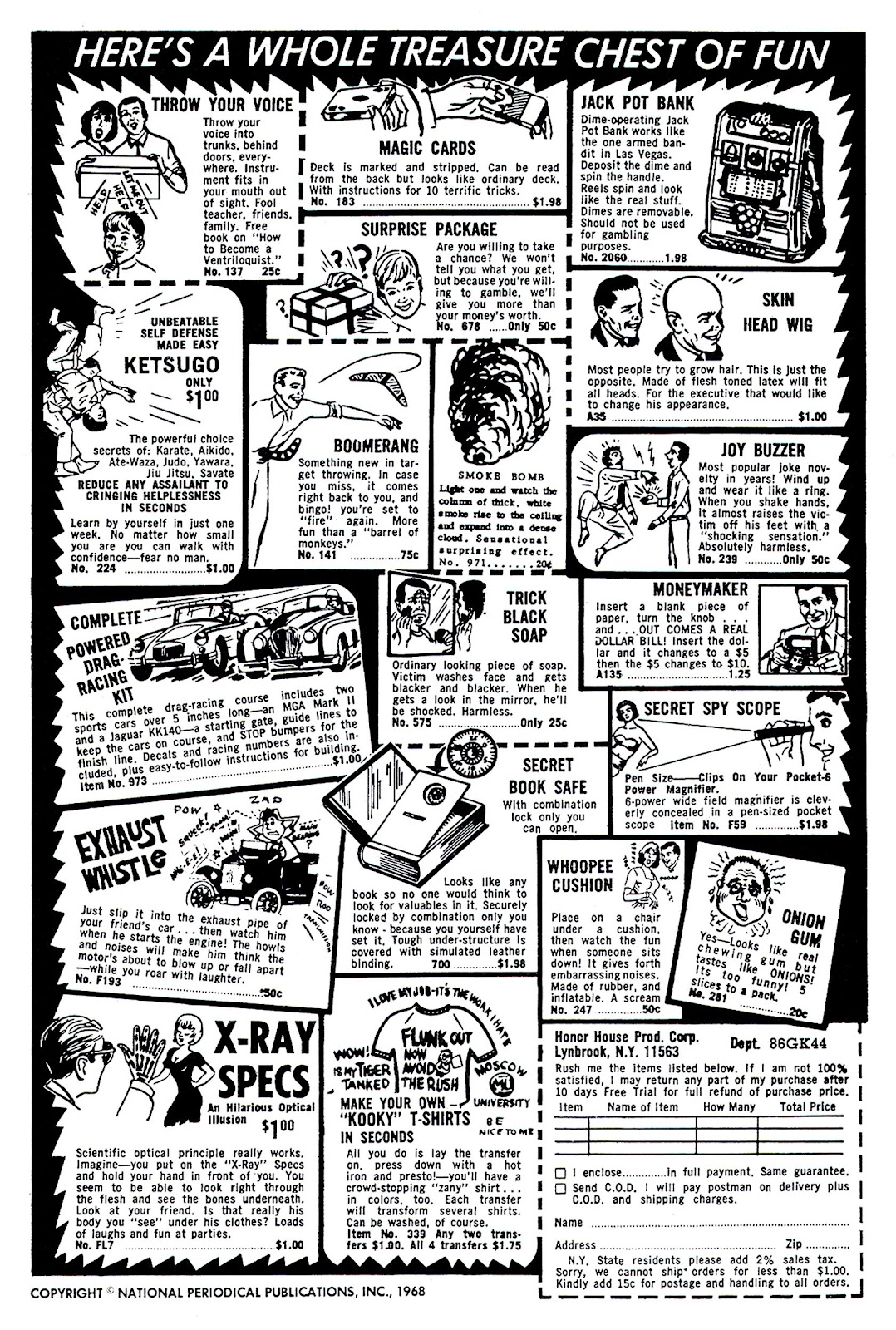 Secret Six (1968) issue 3 - Page 2