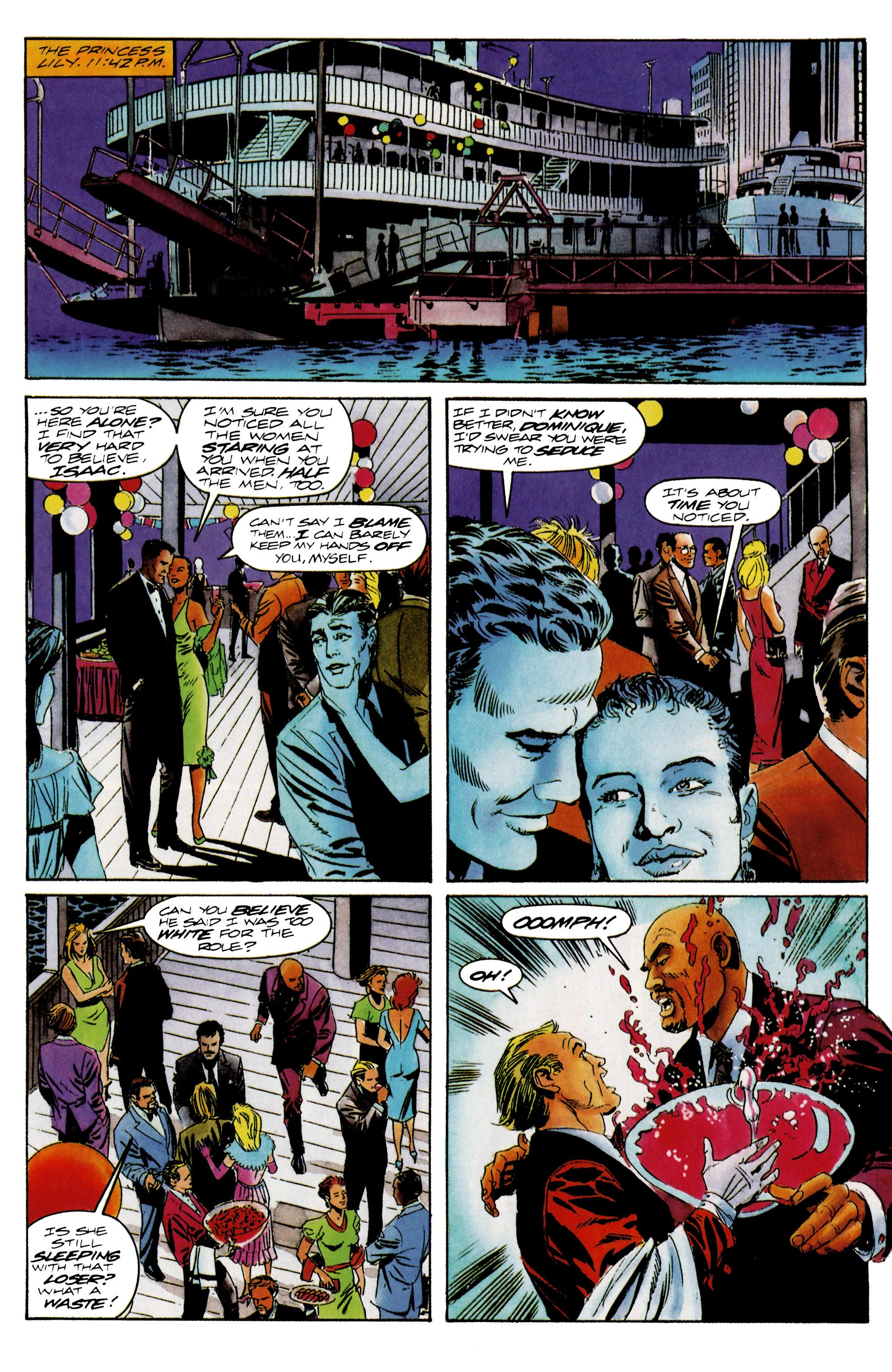 Read online Shadowman (1992) comic -  Issue #13 - 9