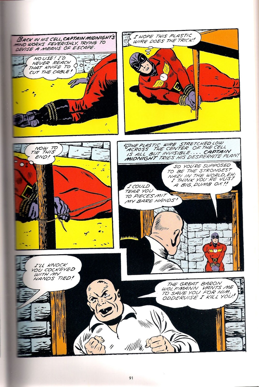 Captain Midnight (1942) issue 6 - Page 23