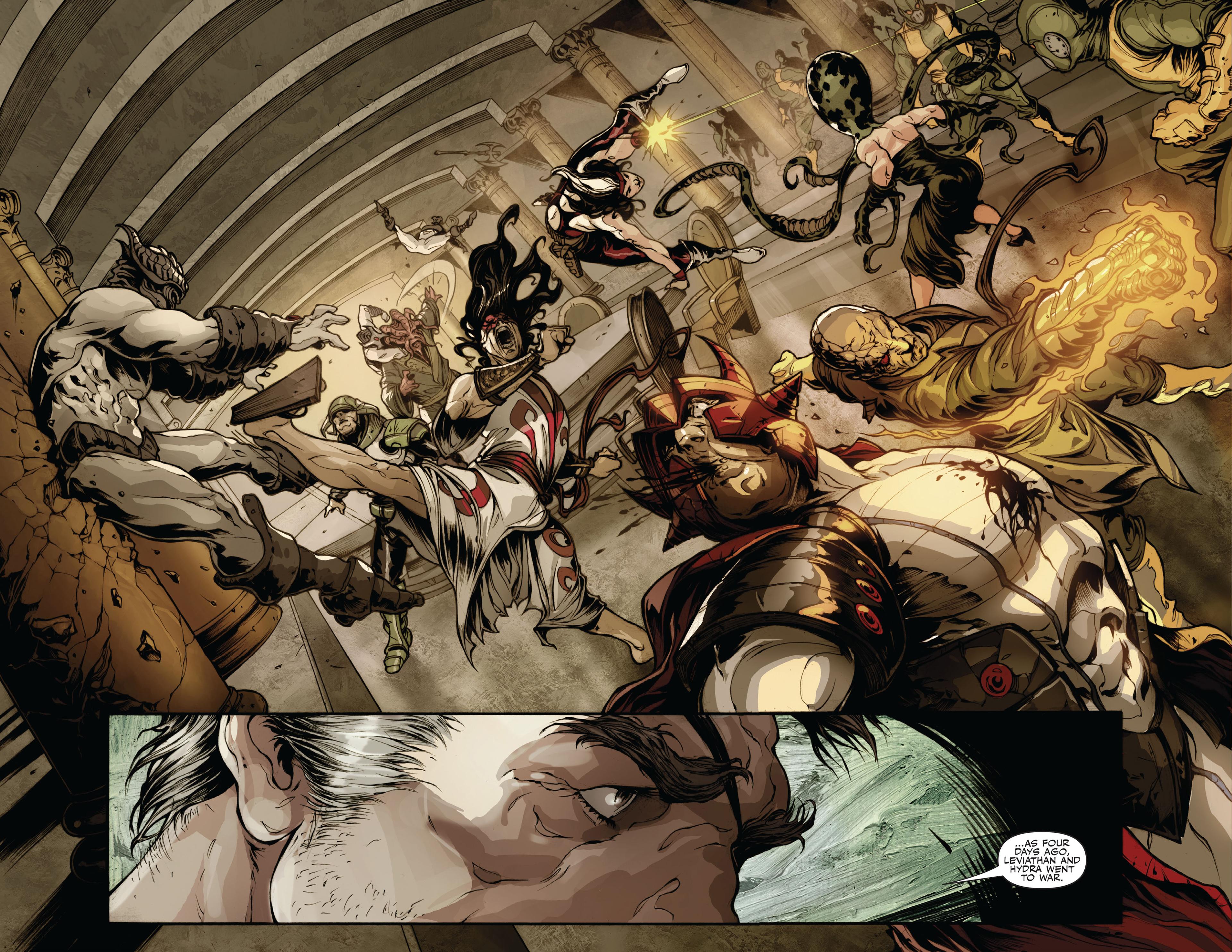 Read online Secret Warriors comic -  Issue #16 - 15