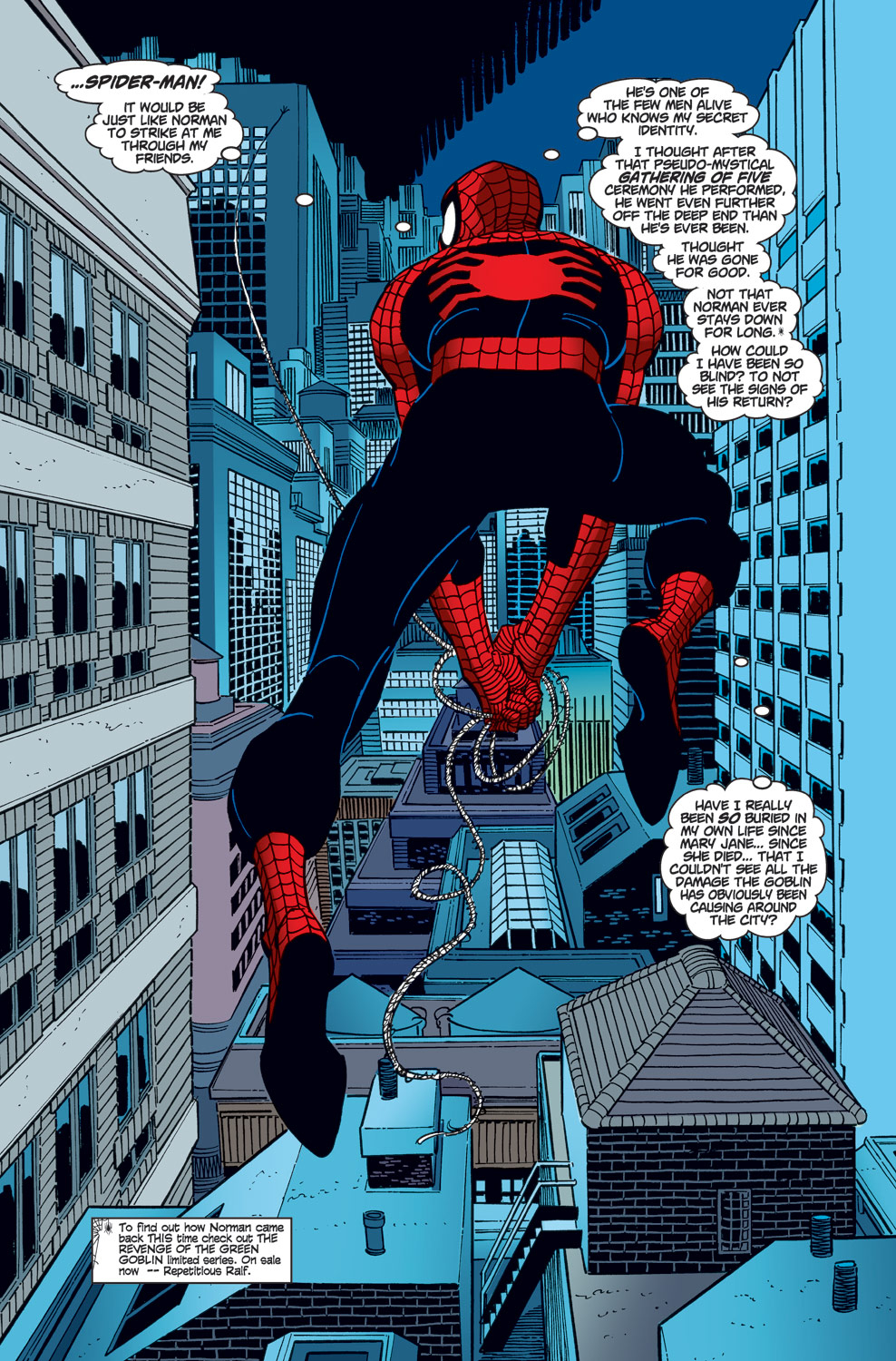 The Amazing Spider-Man (1999) 25 Page 11