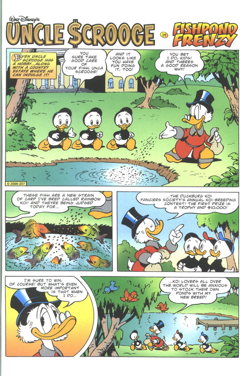 Read online Uncle Scrooge (1953) comic -  Issue #344 - 3