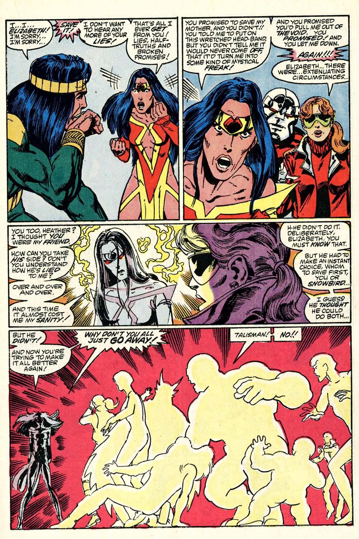 Read online Alpha Flight (1983) comic -  Issue #28 - 14