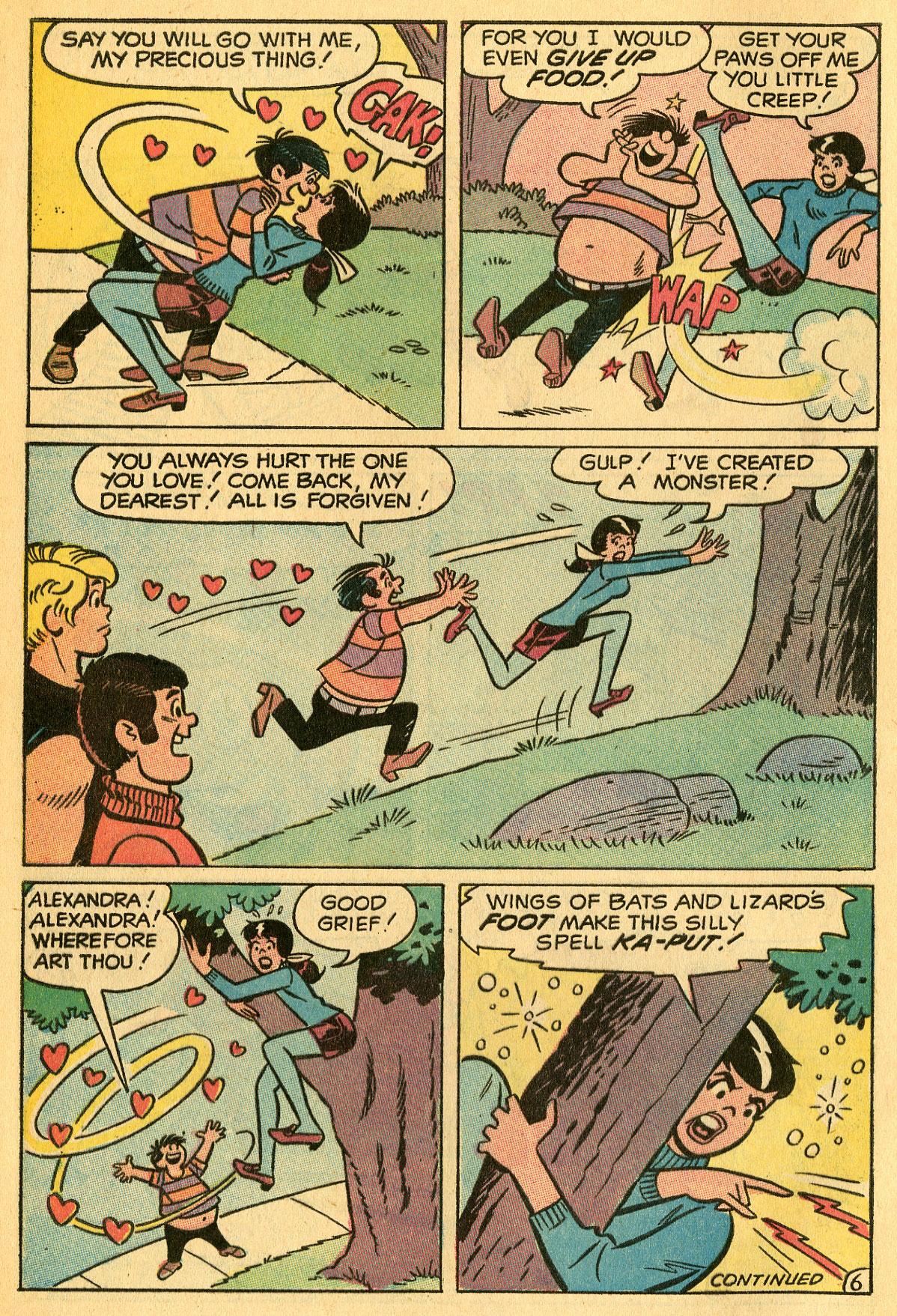 Read online She's Josie comic -  Issue #47 - 8