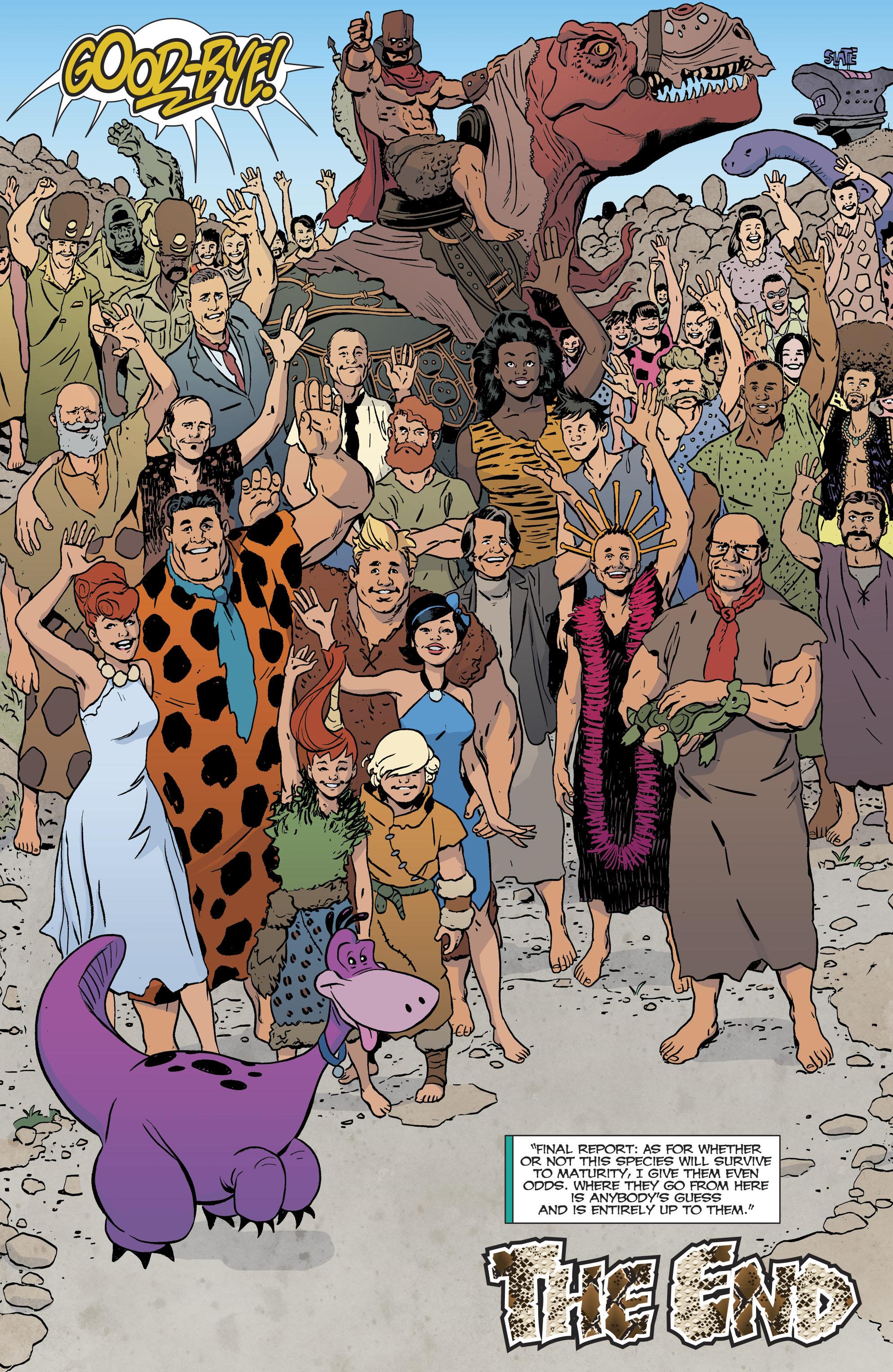 Read online The Flintstones comic -  Issue #12 - 25