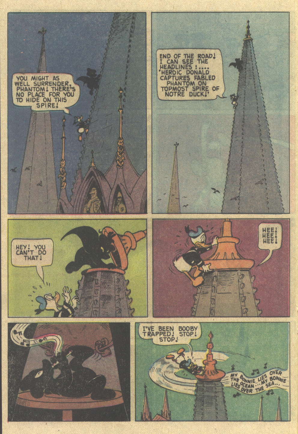 Read online Uncle Scrooge (1953) comic -  Issue #184 - 16