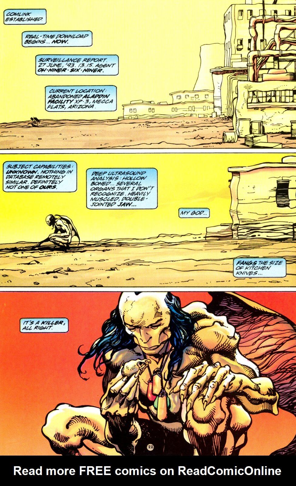 Read online Rune (1994) comic -  Issue #0 - 24