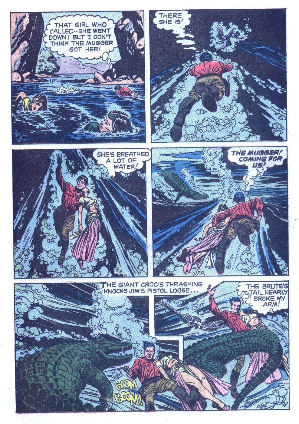 Four Color Comics issue 1020 - Page 25