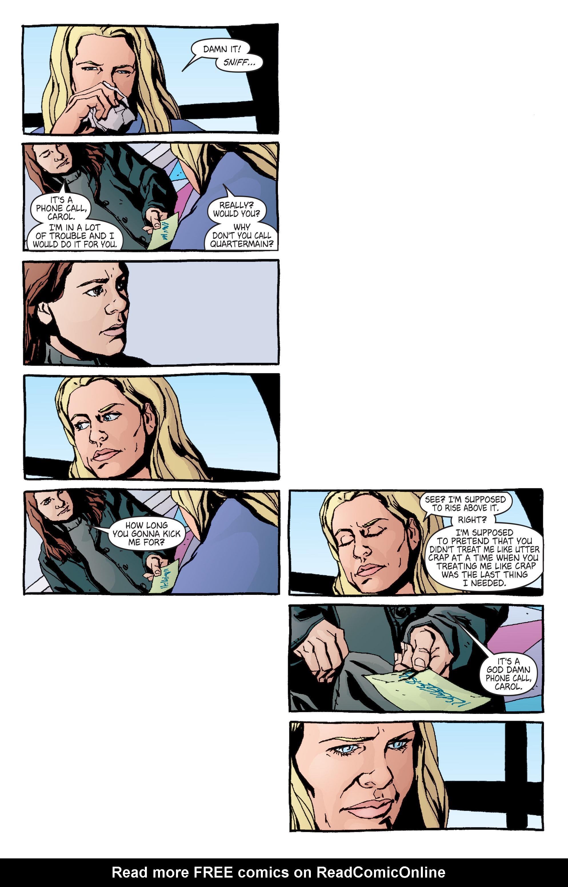 Read online Alias comic -  Issue #3 - 17