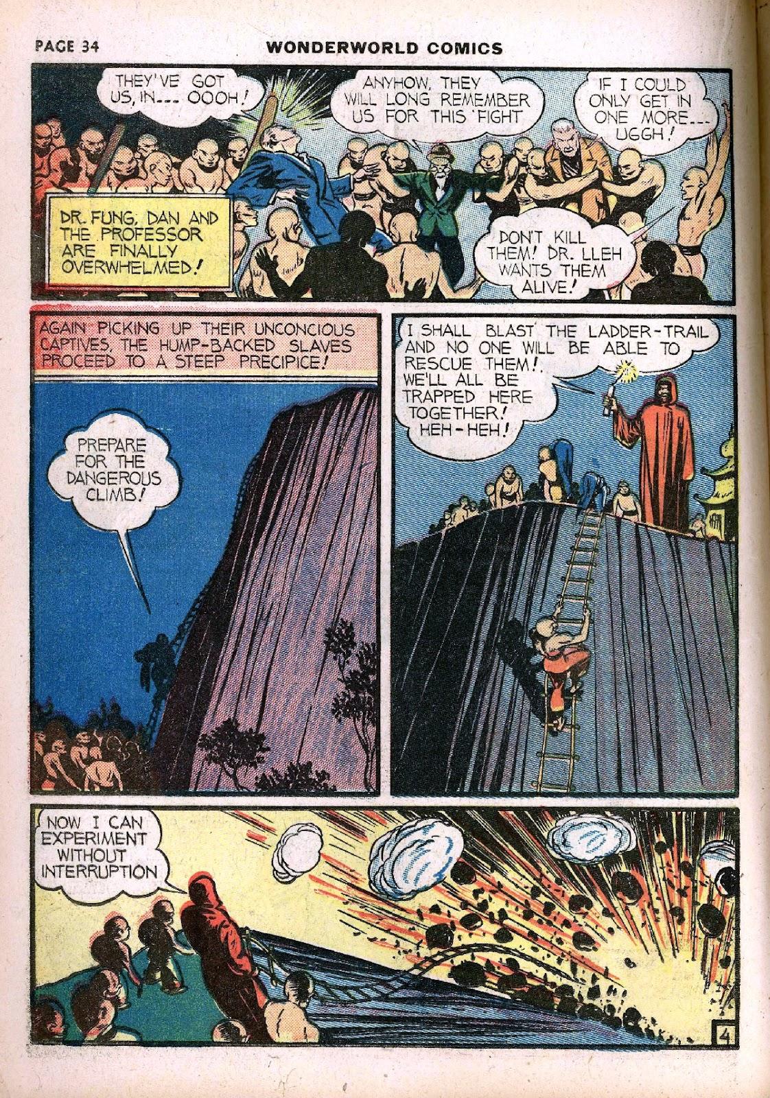 Wonderworld Comics issue 14 - Page 36