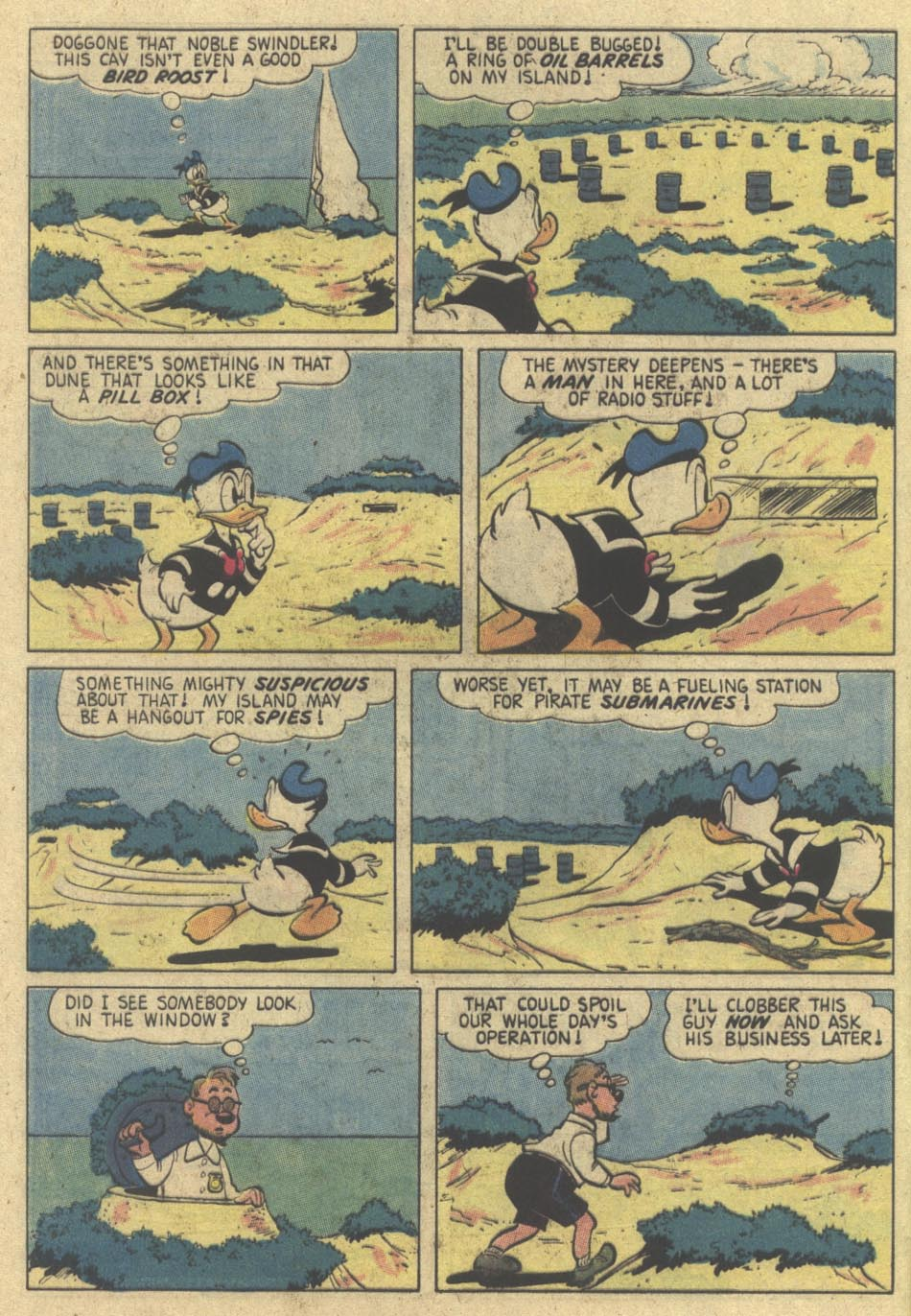 Walt Disney's Comics and Stories issue 501 - Page 8