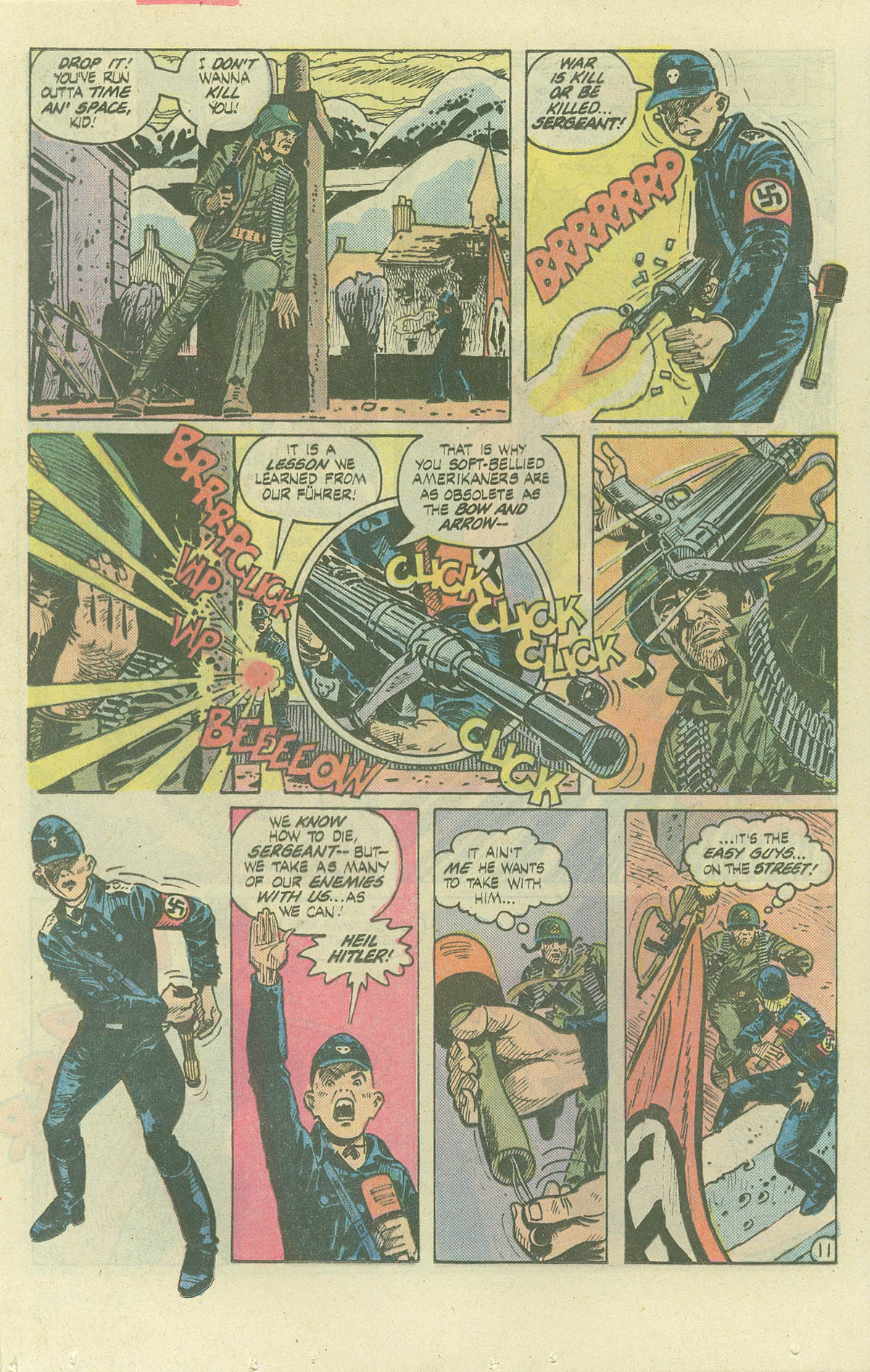 Read online Sgt. Rock comic -  Issue #382 - 15