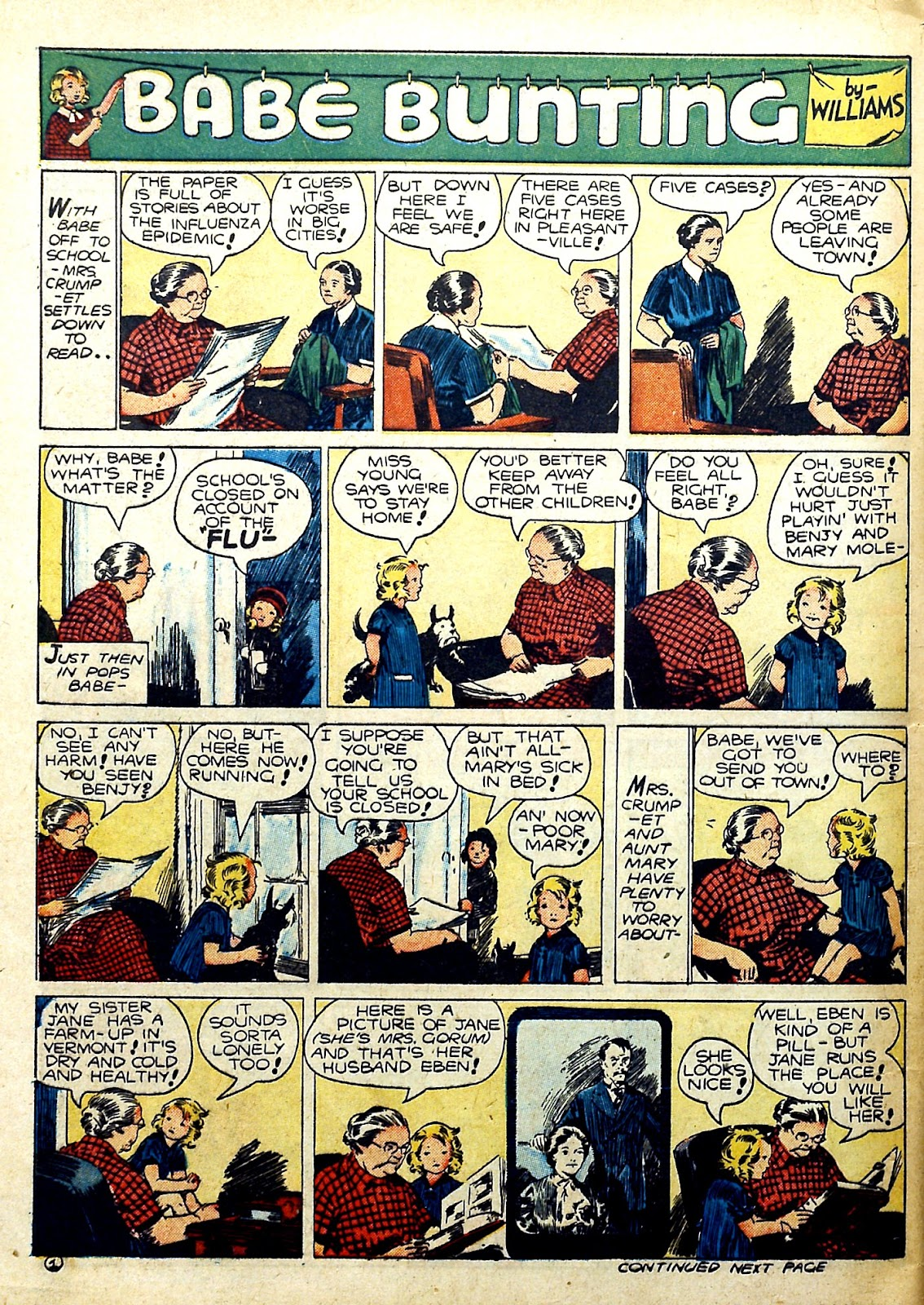Read online Famous Funnies comic -  Issue #78 - 54