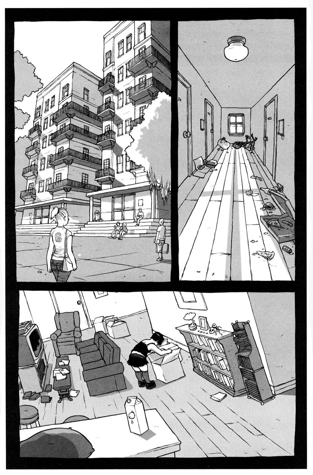 Read online Ojo comic -  Issue #4 - 26