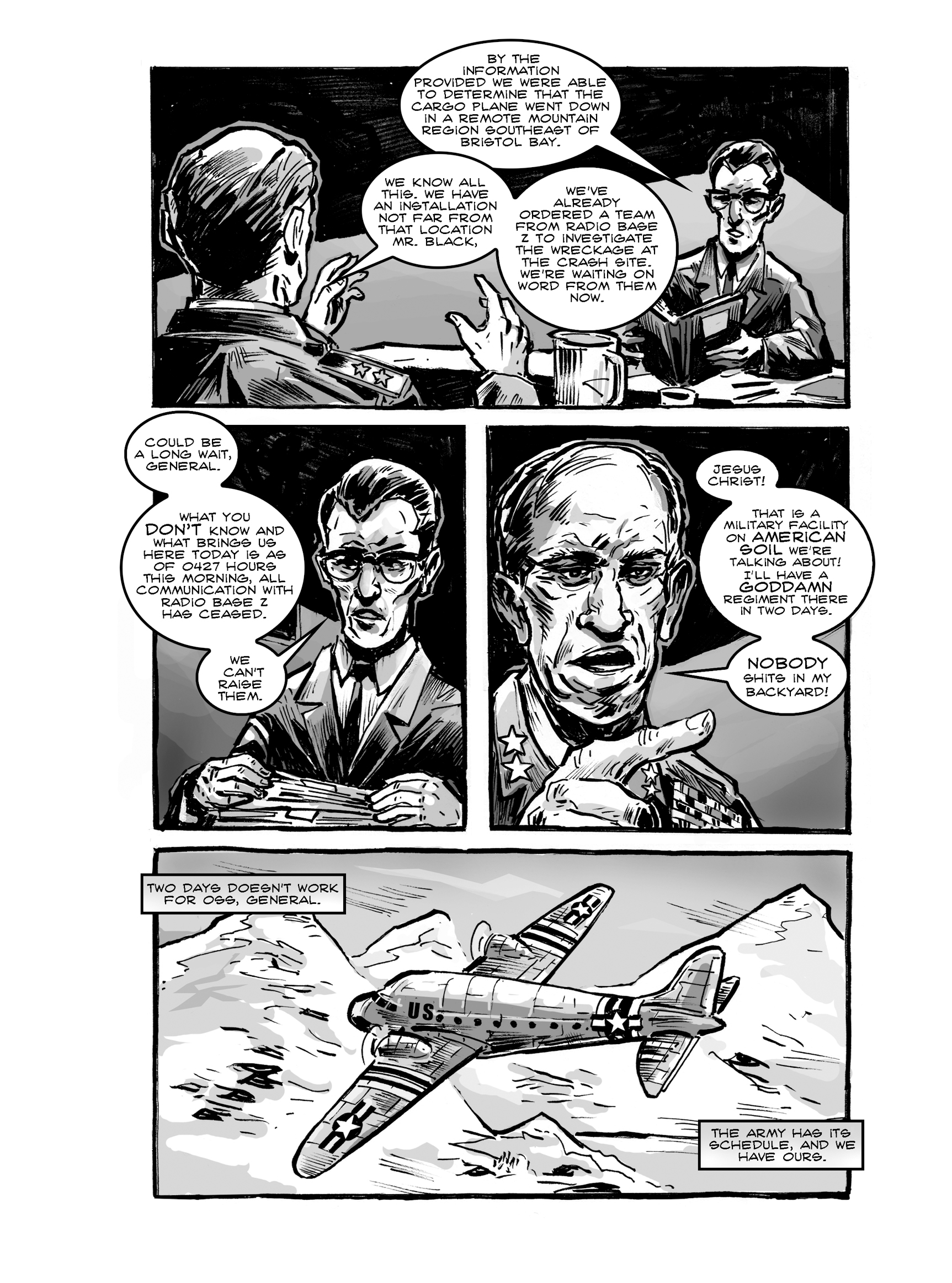 Read online FUBAR comic -  Issue #2 - 144