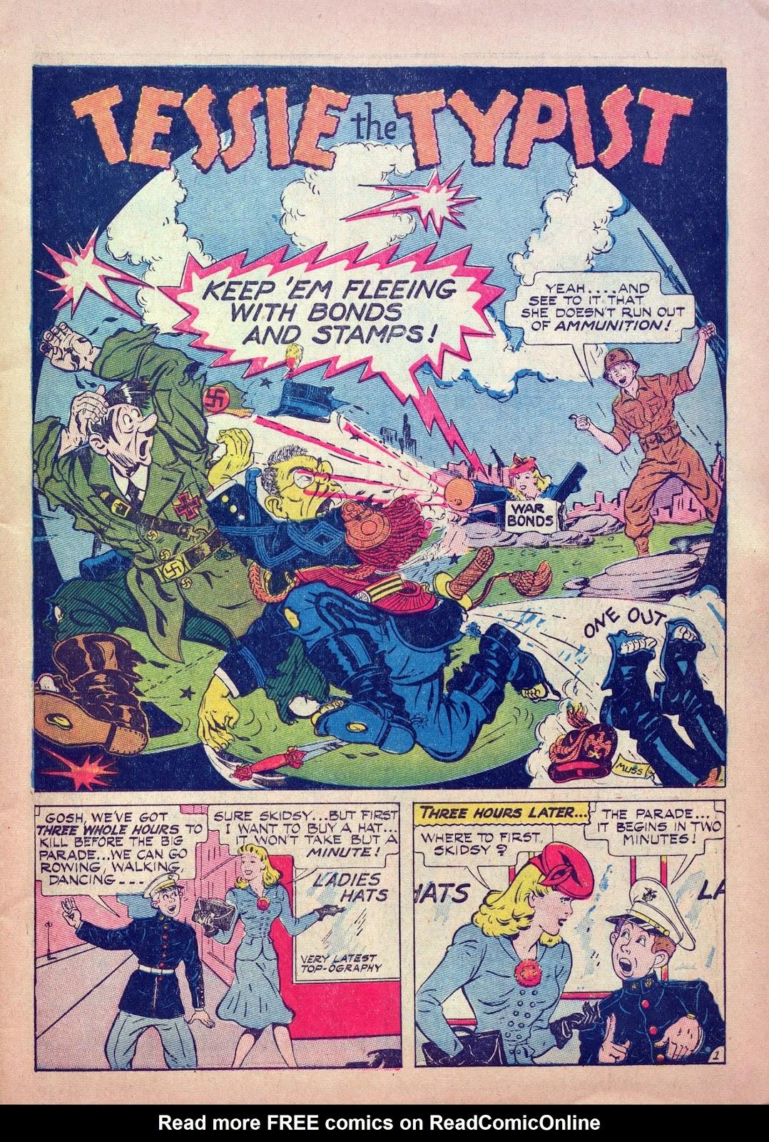 Read online Joker Comics comic -  Issue #14 - 11