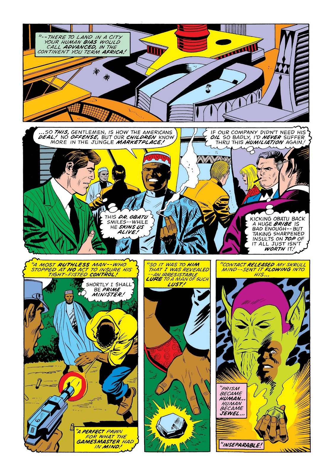 Read online Marvel Masterworks: The Invincible Iron Man comic -  Issue # TPB 9 (Part 3) - 46