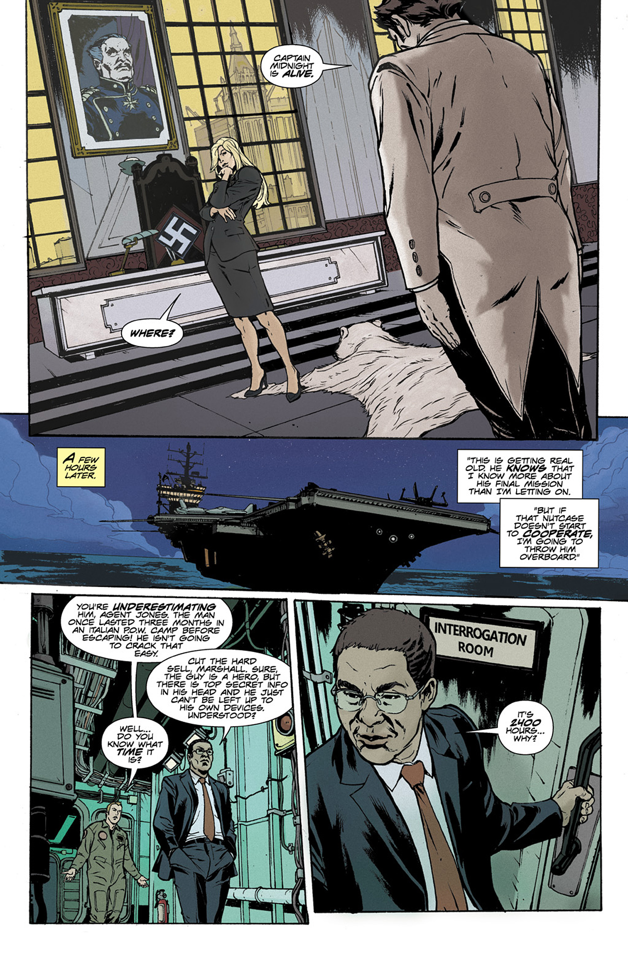 Read online Two Past Midnight comic -  Issue #2 - 30