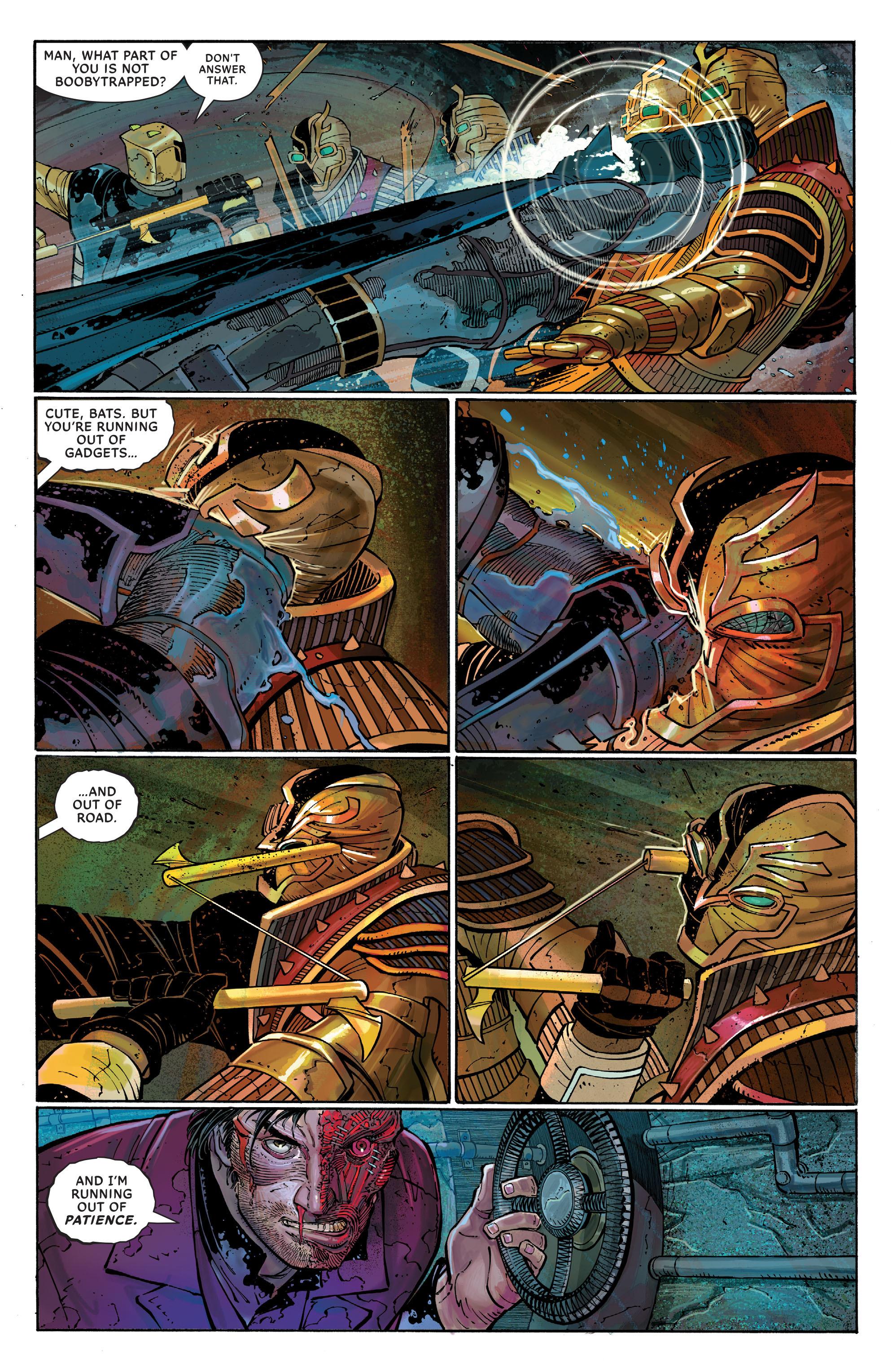 Read online All-Star Batman comic -  Issue #4 - 10