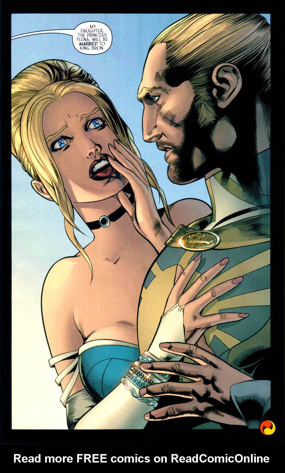 Read online Scion comic -  Issue #33 - 24