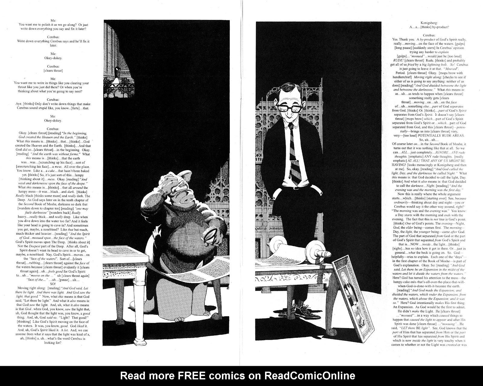 Cerebus Issue #280 #279 - English 12