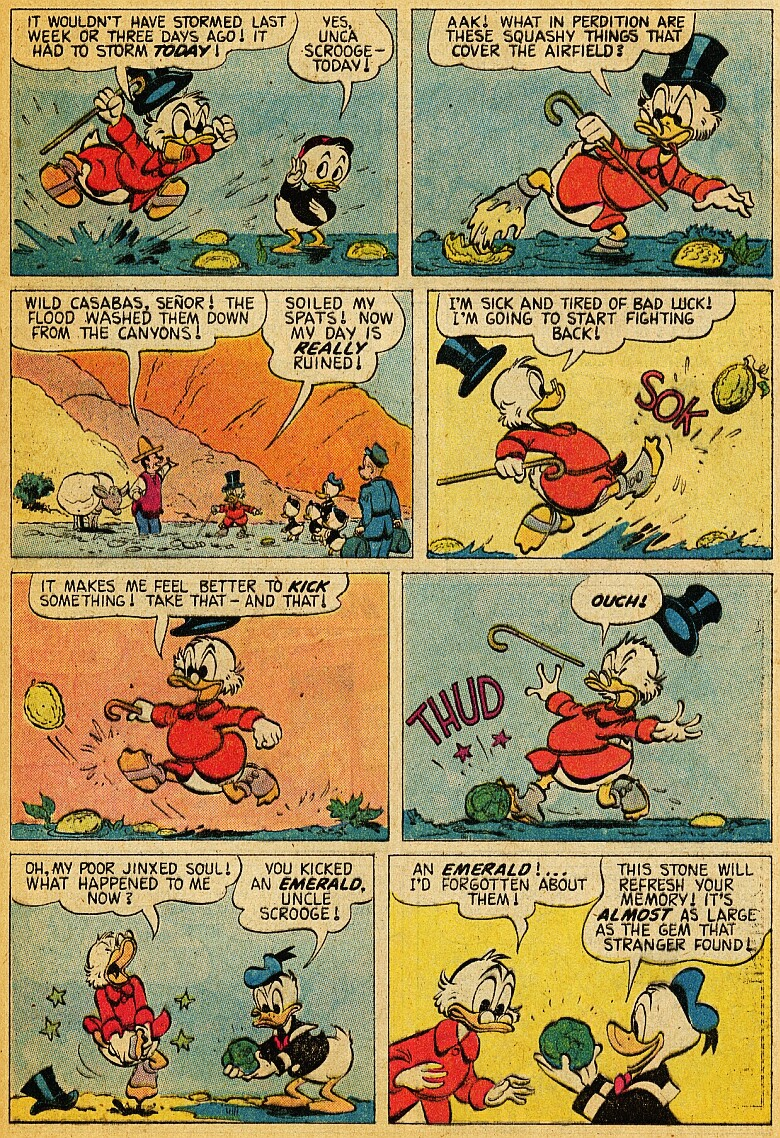 Read online Uncle Scrooge (1953) comic -  Issue #157 - 25