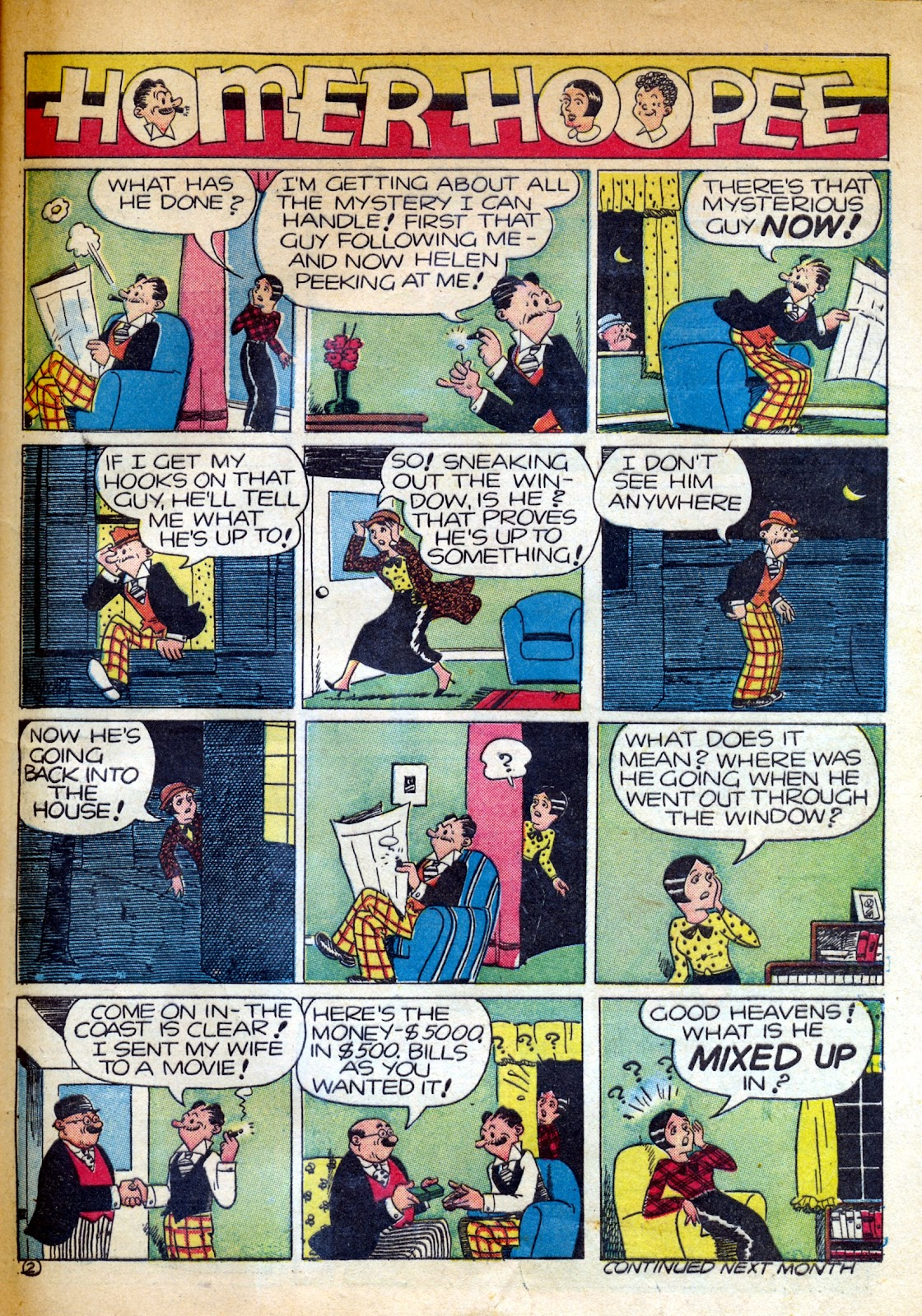 Read online Famous Funnies comic -  Issue #82 - 63