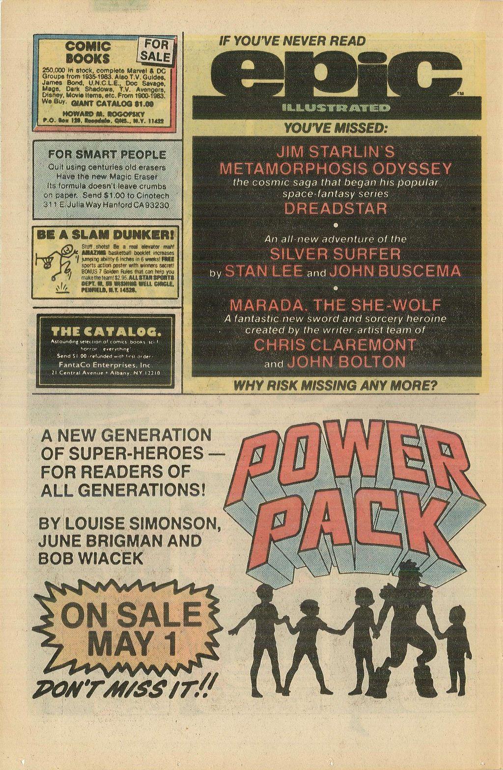 Read online U.S. 1 comic -  Issue #10 - 14