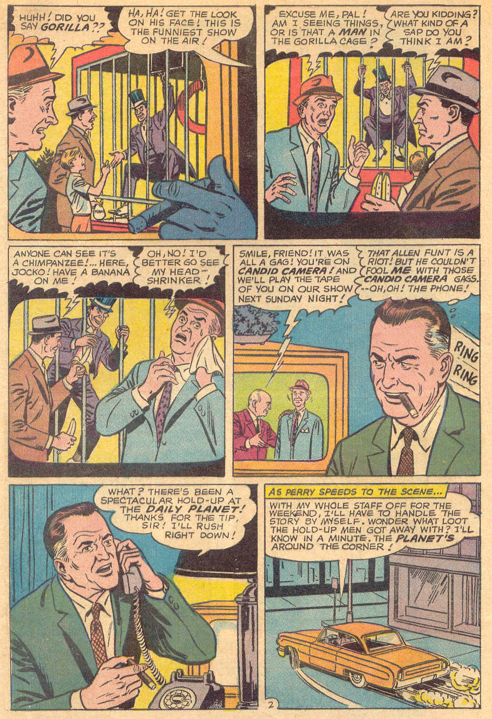 Read online Action Comics (1938) comic -  Issue #345 - 4