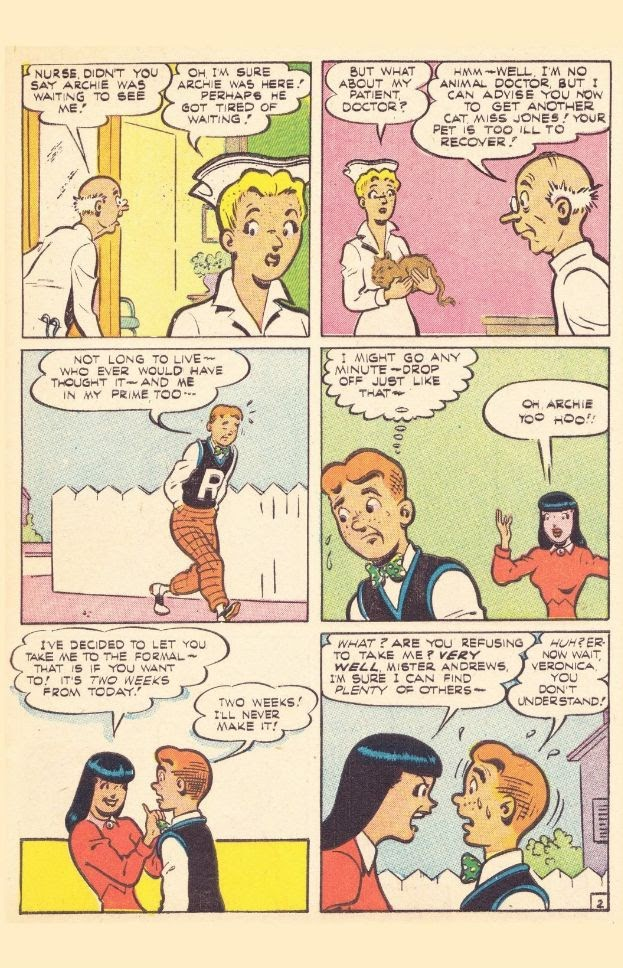 Archie Comics issue 039 - Page 11