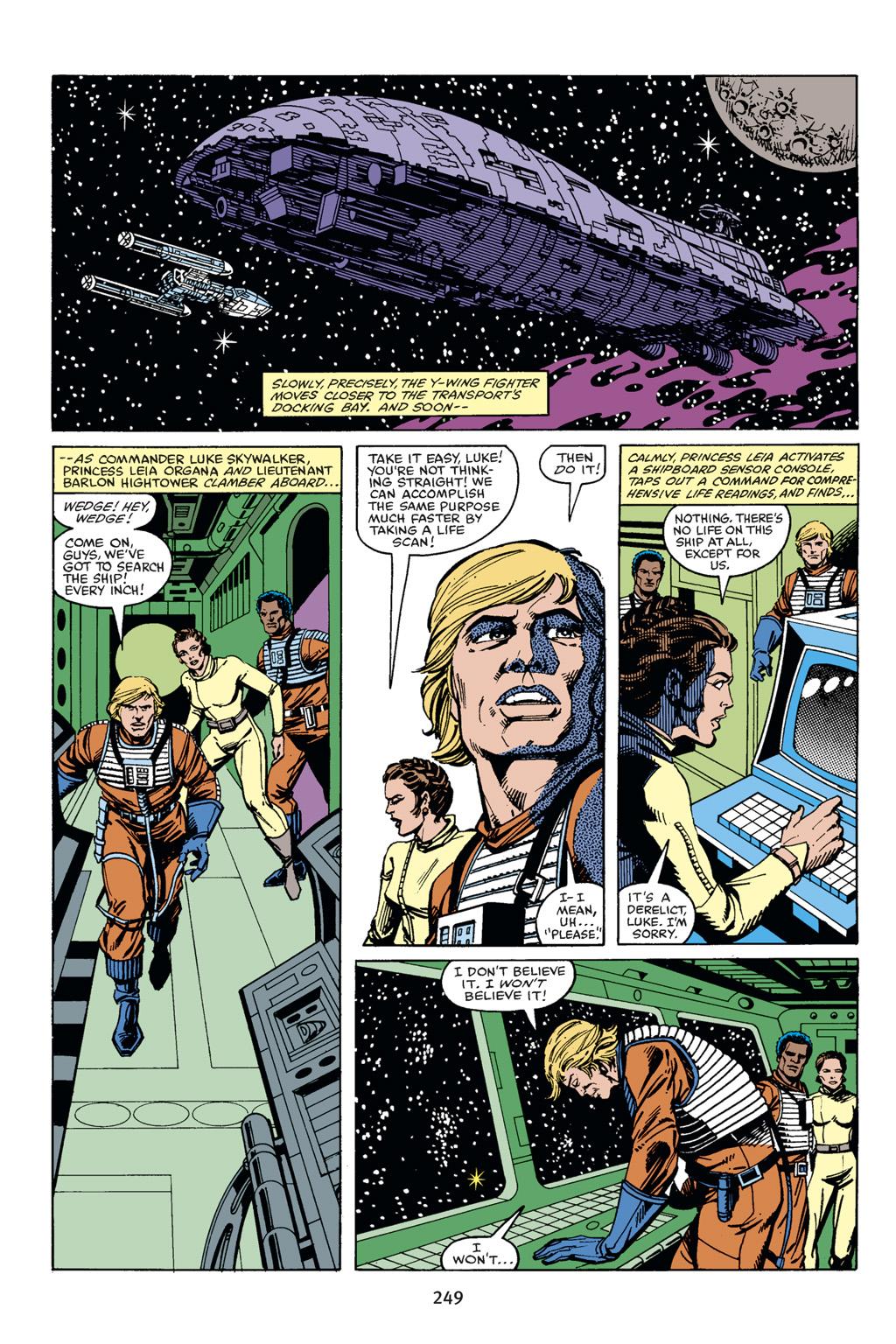 Read online Star Wars Omnibus comic -  Issue # Vol. 18 - 234