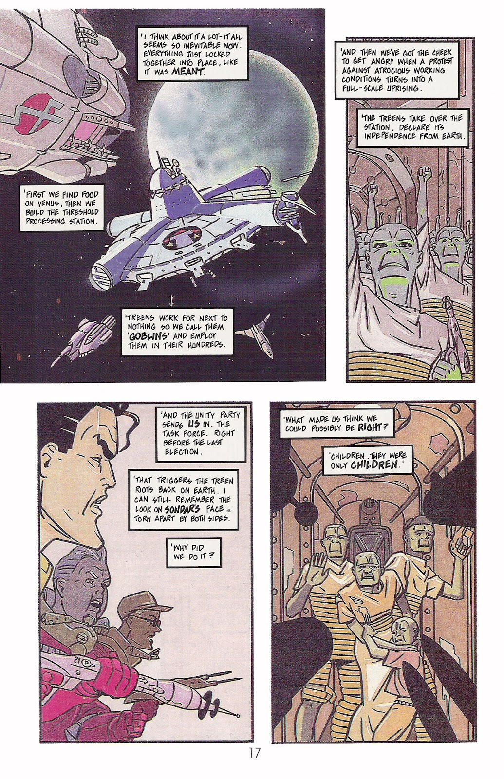 Read online Dare comic -  Issue #2 - 18
