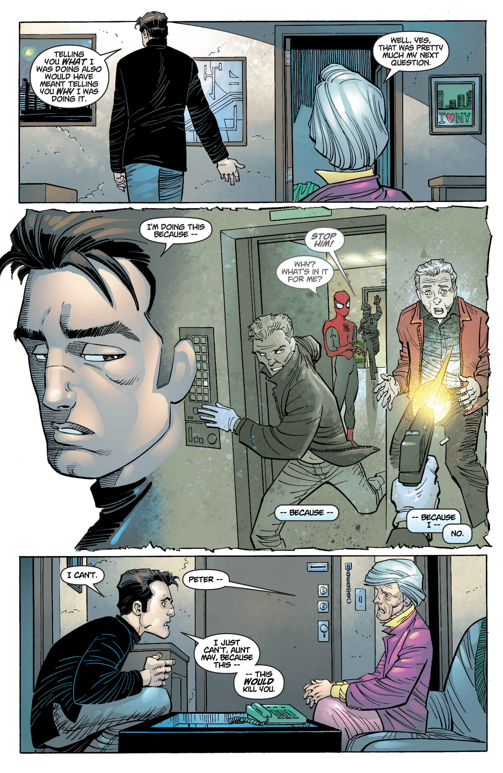 The Amazing Spider-Man (1999) 38 Page 10