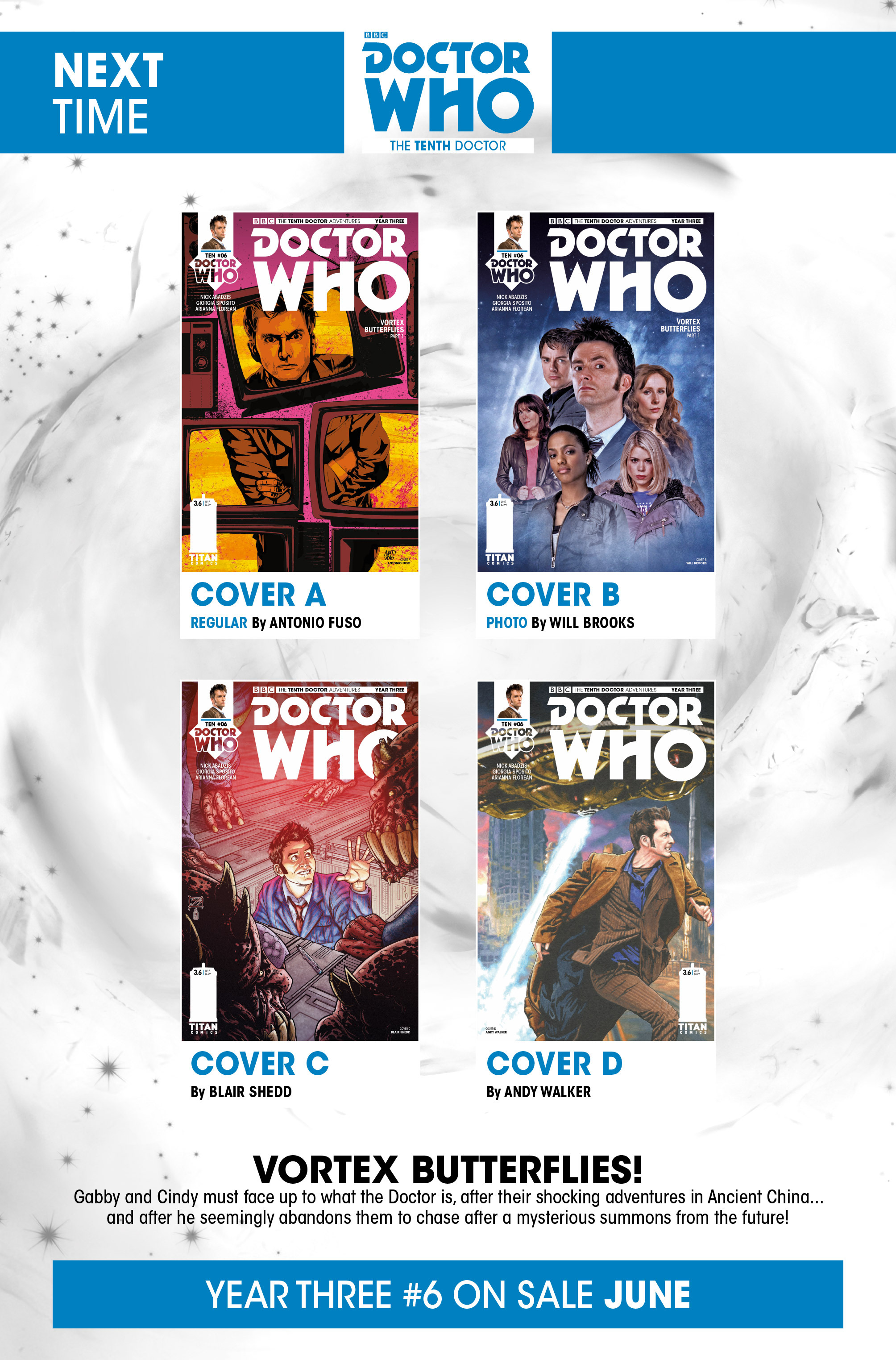 Read online Doctor Who: The Tenth Doctor Year Three comic -  Issue #5 - 31
