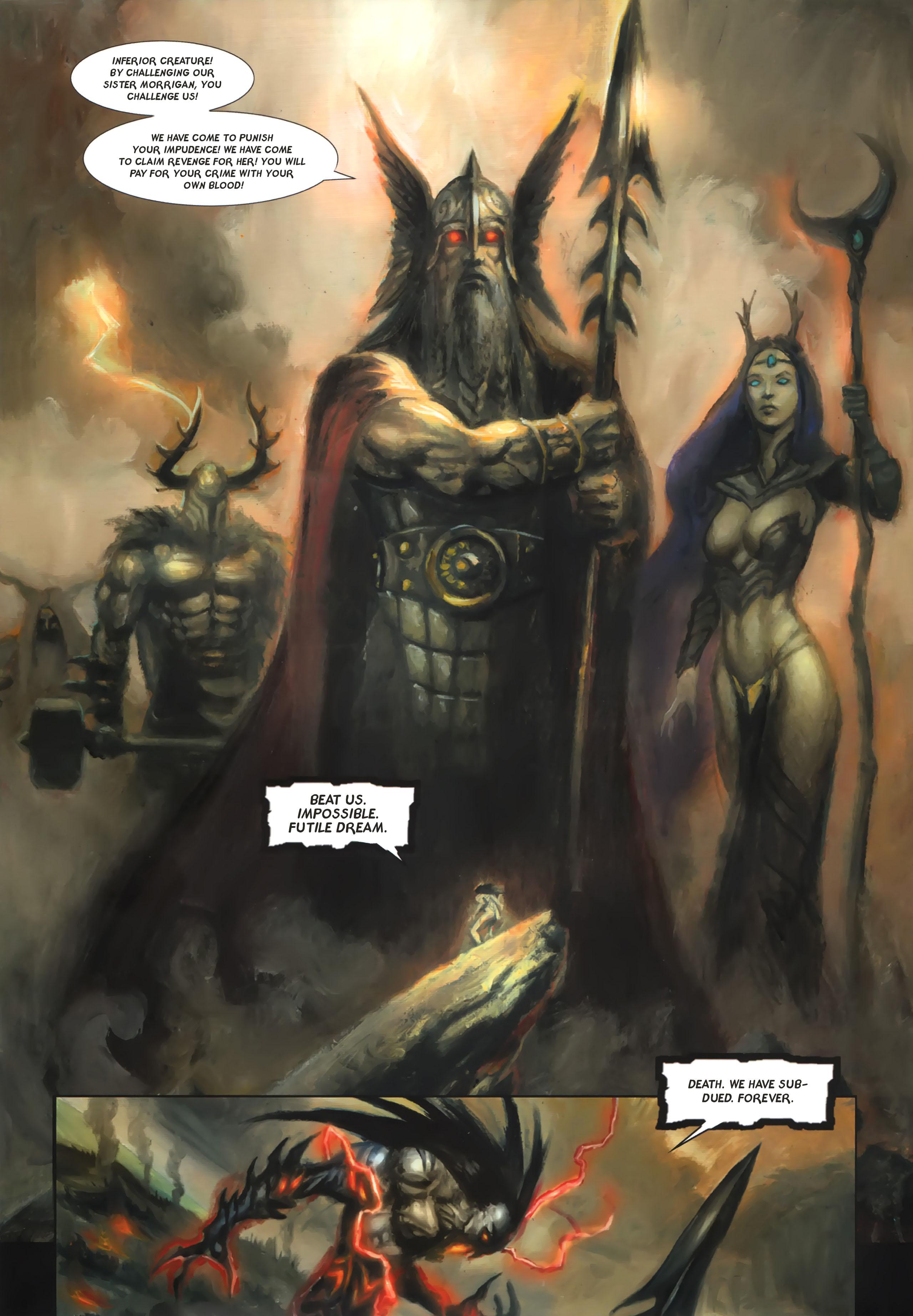 Read online Arawn comic -  Issue #6 - 13