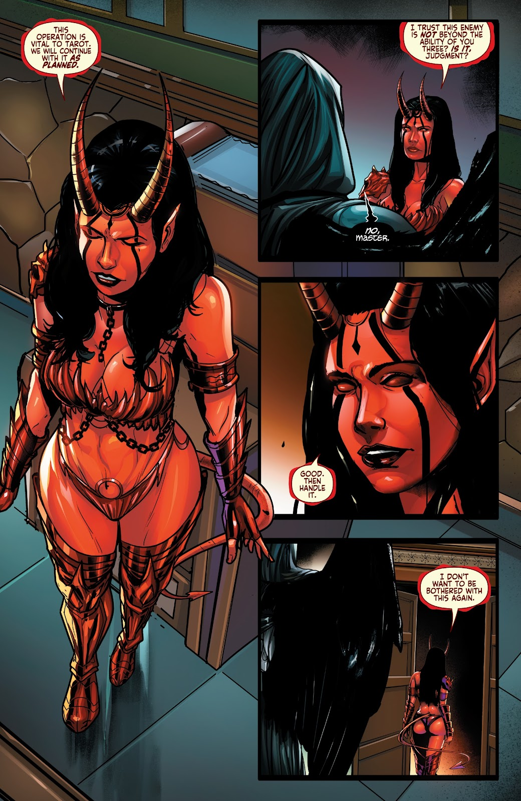 Read online Zodiac comic -  Issue #1 - 13