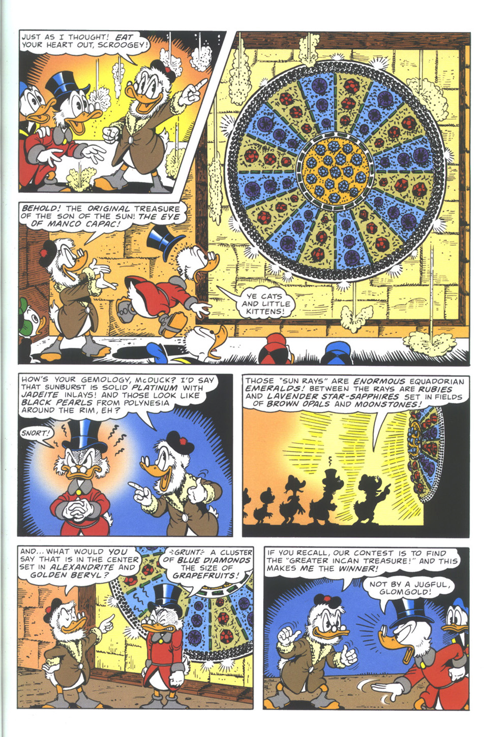 Read online Uncle Scrooge (1953) comic -  Issue #335 - 21