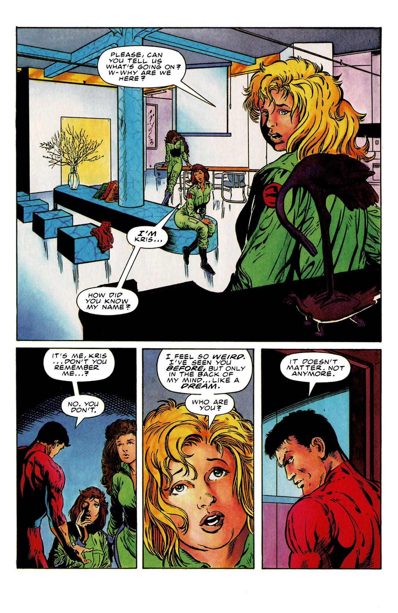 Read online Harbinger (1992) comic -  Issue #25 - 13