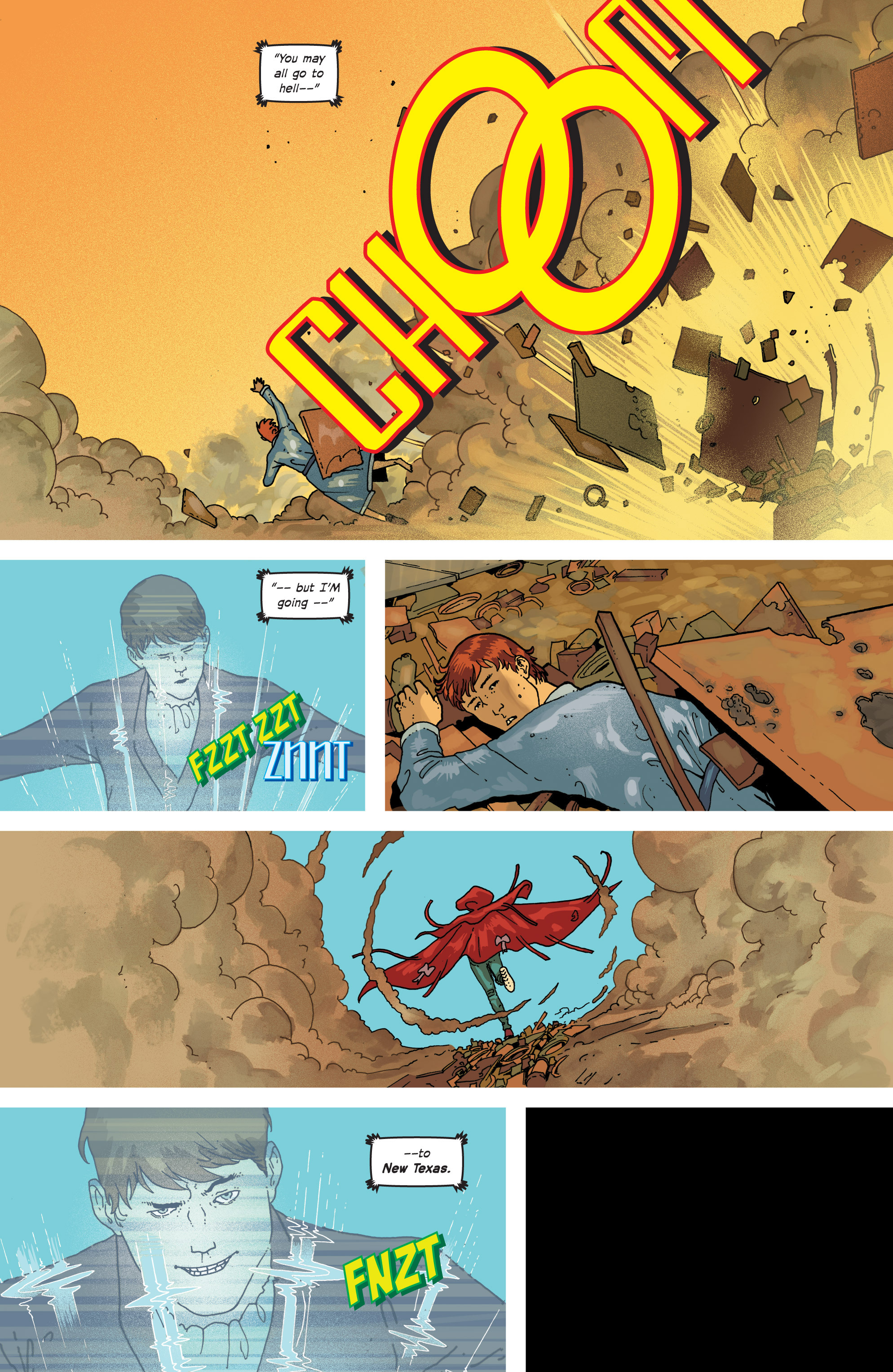 Read online Great Pacific comic -  Issue #7 - 11