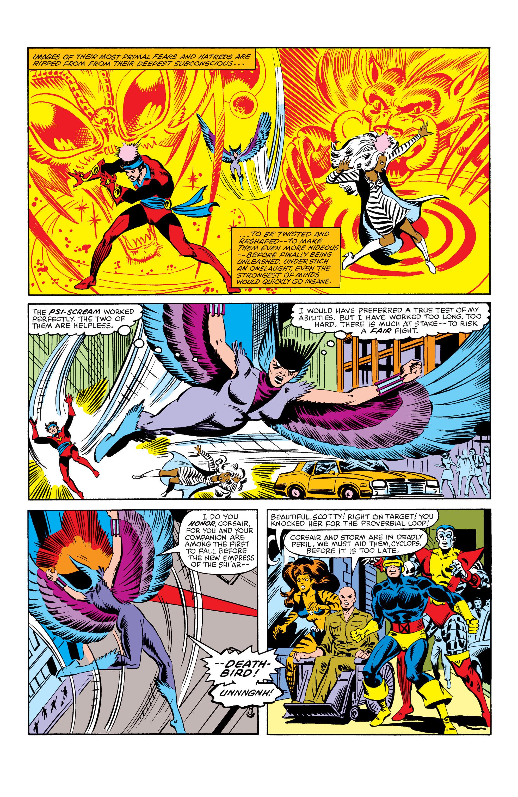 Read online Uncanny X-Men (1963) comic -  Issue #155 - 13