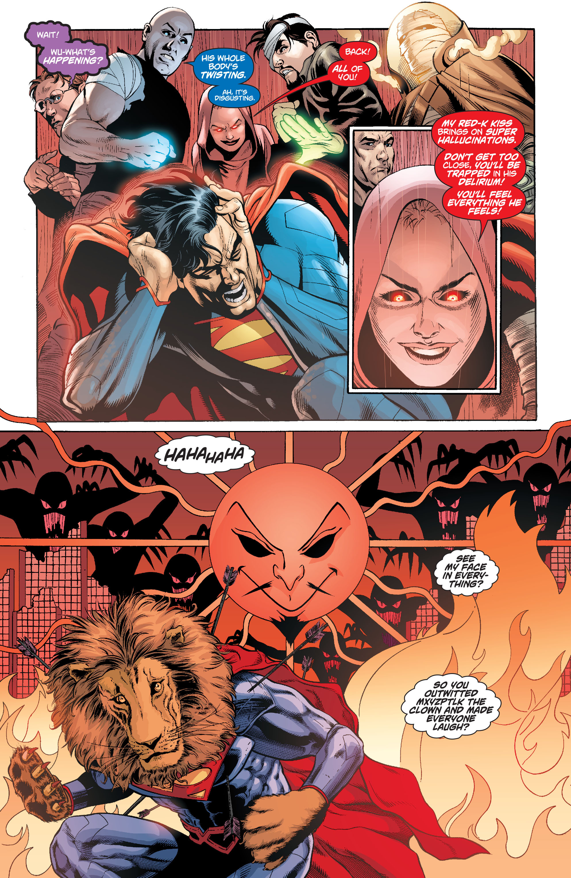 Read online Action Comics (2011) comic -  Issue #18 - 9