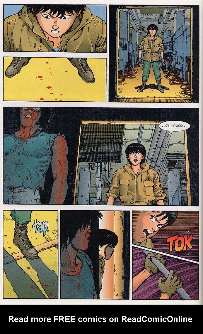 Read online Akira comic -  Issue #26 - 13