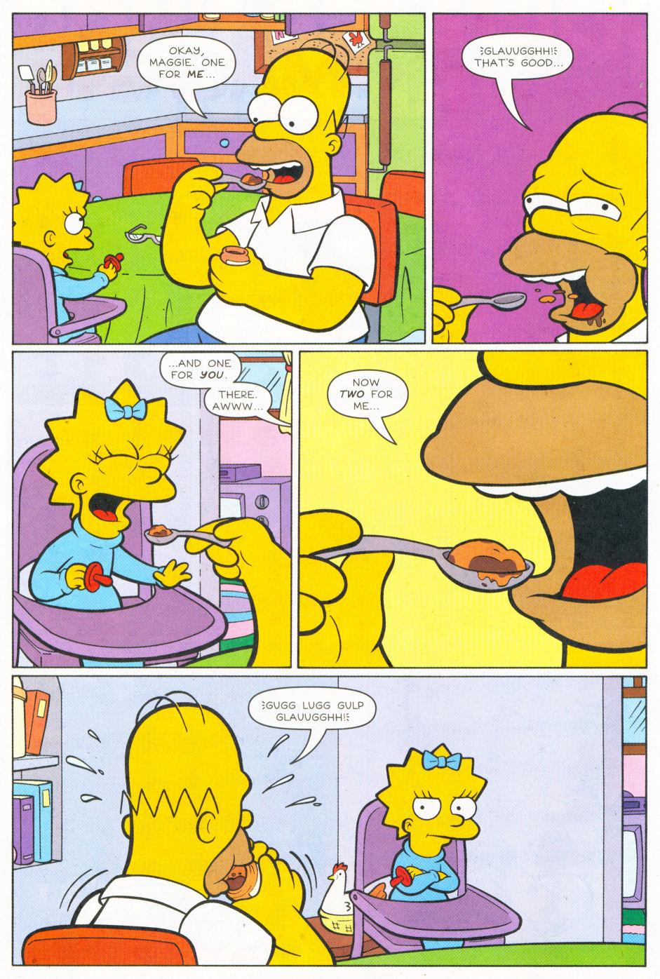 Read online Simpsons Comics Presents Bart Simpson comic -  Issue #26 - 14