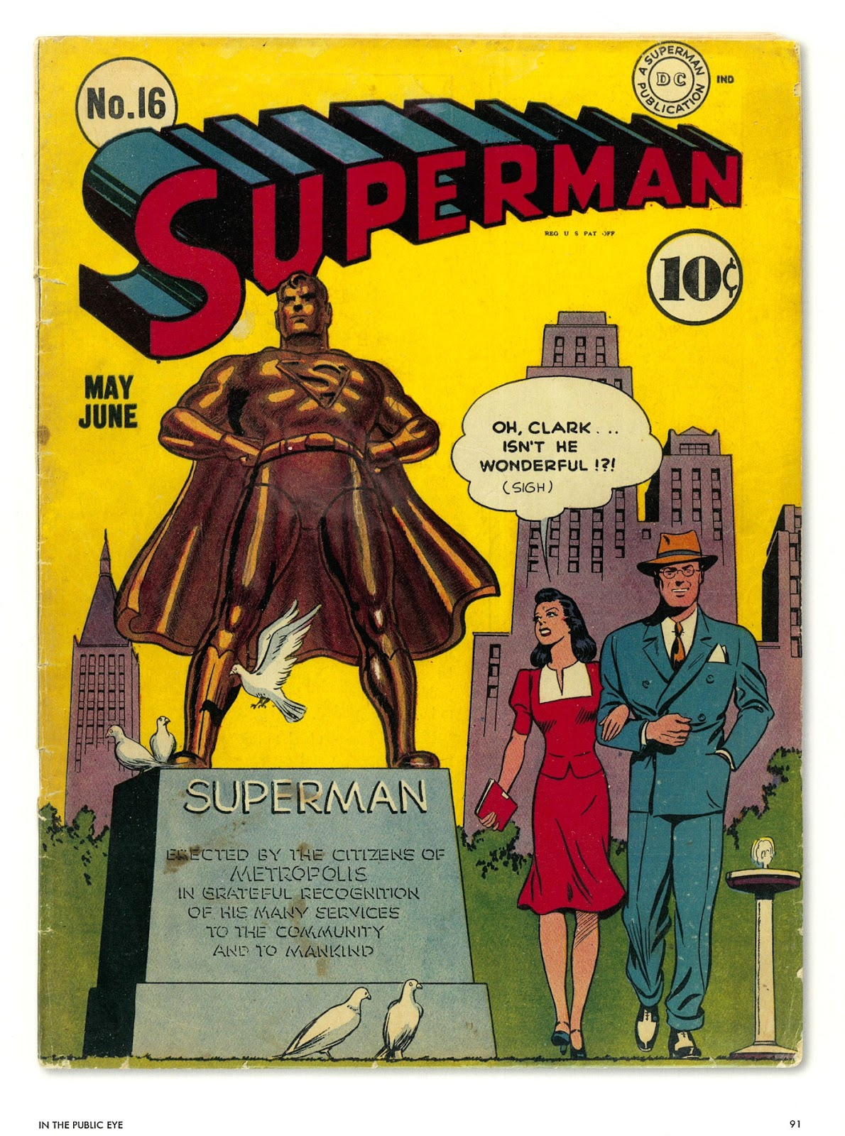 Read online 75 Years Of DC Comics comic -  Issue # TPB (Part 2) - 1
