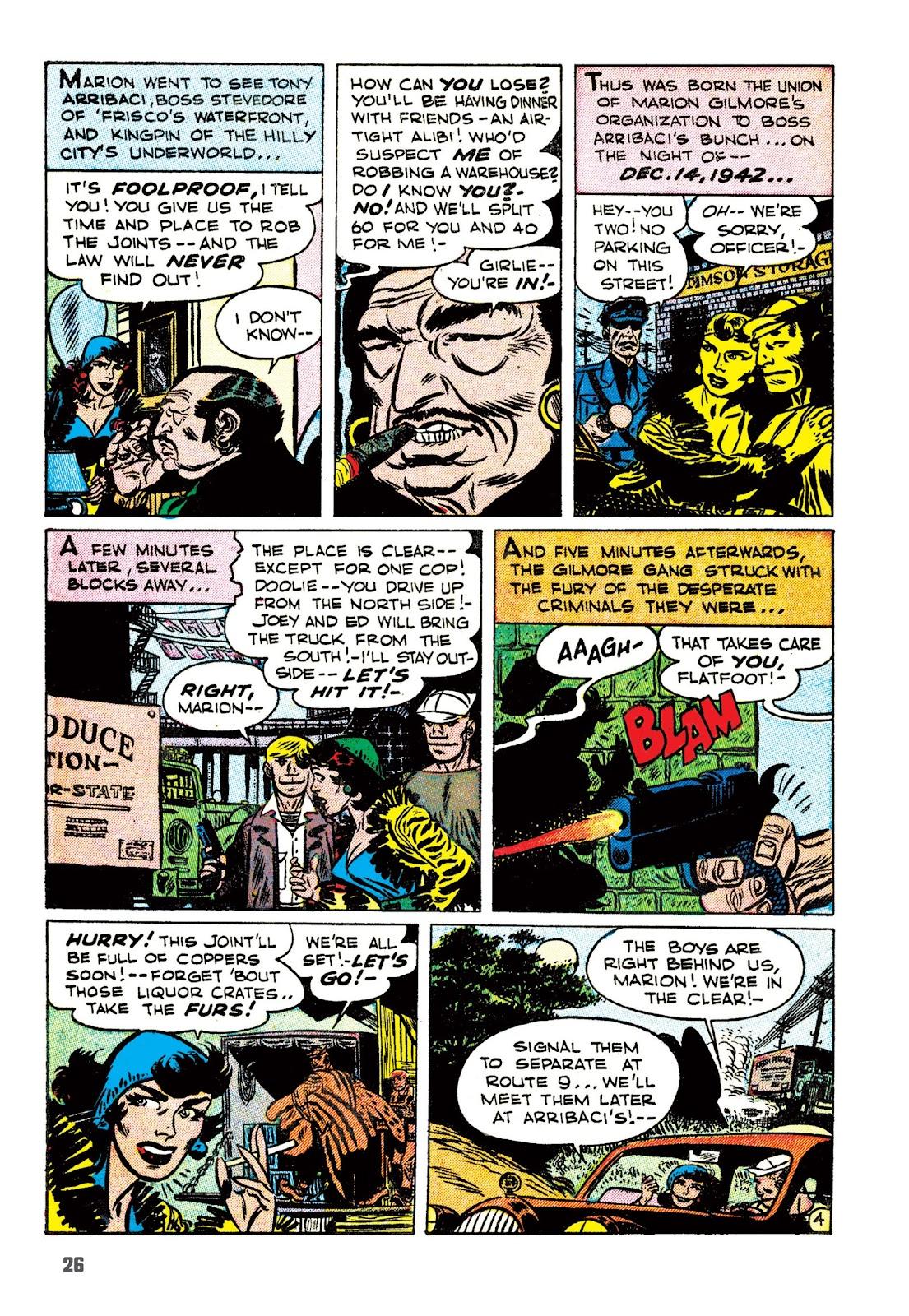 Read online The Joe Kubert Archives comic -  Issue # TPB (Part 1) - 37