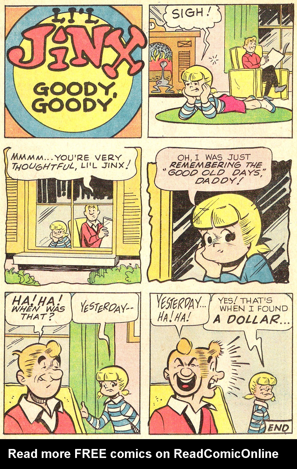 Read online Archie's Girls Betty and Veronica comic -  Issue #196 - 18
